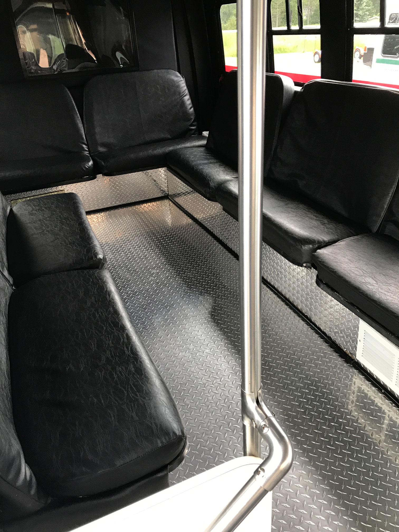 Al Capone Limos Party Bus